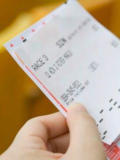 Tri-Super carryover $21,499 at Ruidoso Friday.