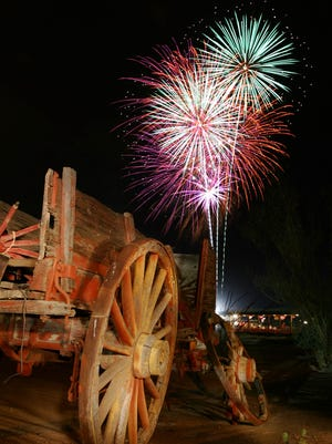 Red, White & Rawhide will happen on July 1.