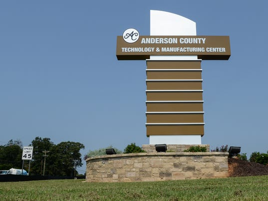 Anderson County Technology & Manufacturing Center