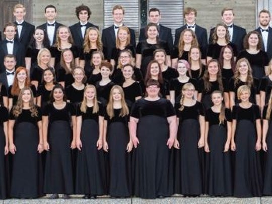 The Youth Chorale of Central Minnesota.