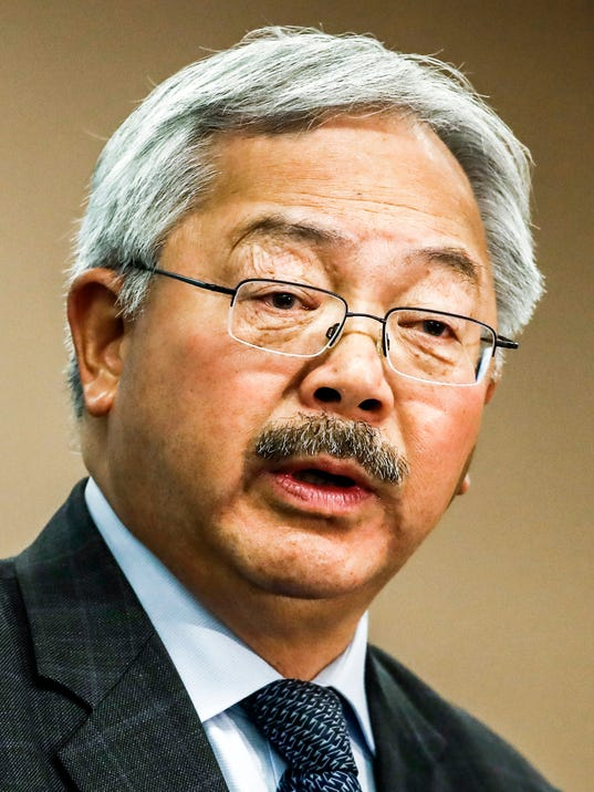 Edwin Lee, SF mayor dies