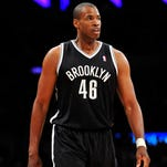 Jason Collins, the first openly gay active NBA player