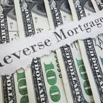 A reverse mortgage can eat away at your home equity.