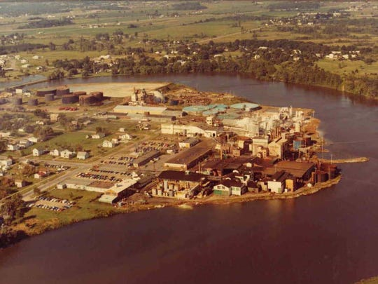 Velsicol Chemical produced various chemical compounds and products on its 54-acre main plant site in St. Louis from 1936 to 1978. The Pine River borders the former main plant site on three sides and was known to also be significantly contaminated.