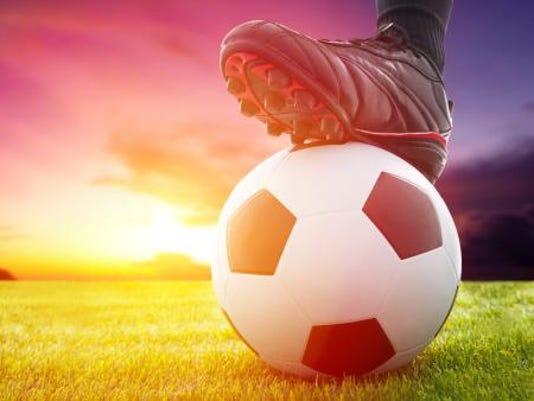 Girls' soccer playoff brackets