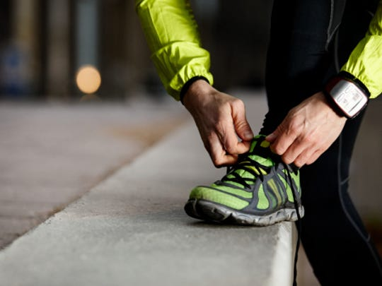 The problem with shoes that are too small is that they limit the ability of your foot to flex and splay, both of which are critical to an effective stride.