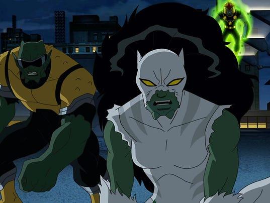 Goblin heroes