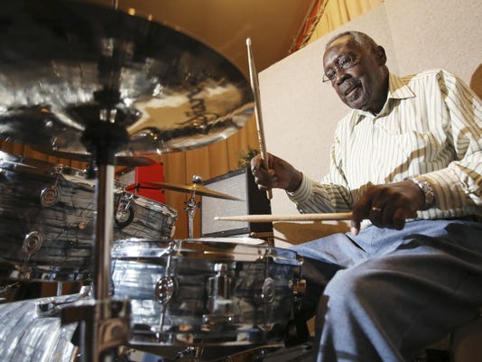 Clyde Stubblefield, James Brown's 'Funky Drummer,' dies