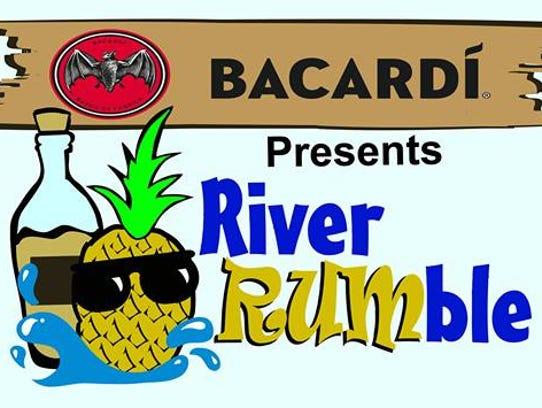 Bacardi presents the inaugural River RUMble