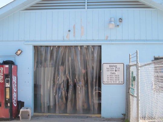 Ouachita Parish Animal Shelter staff and volunteers