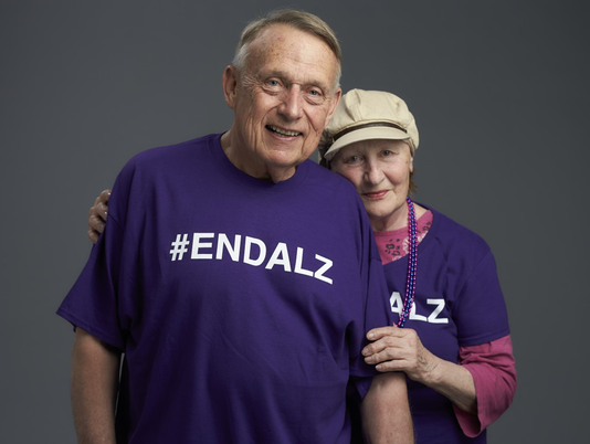 Former Wisconsin Governor and his wife Elaine.