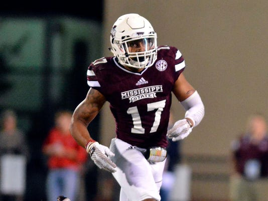 NCAA Football: Mississippi at Mississippi State