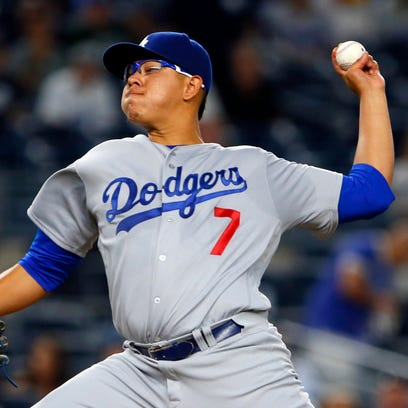 Pair of young Dodgers top this week's fantasy baseball waiver wire
