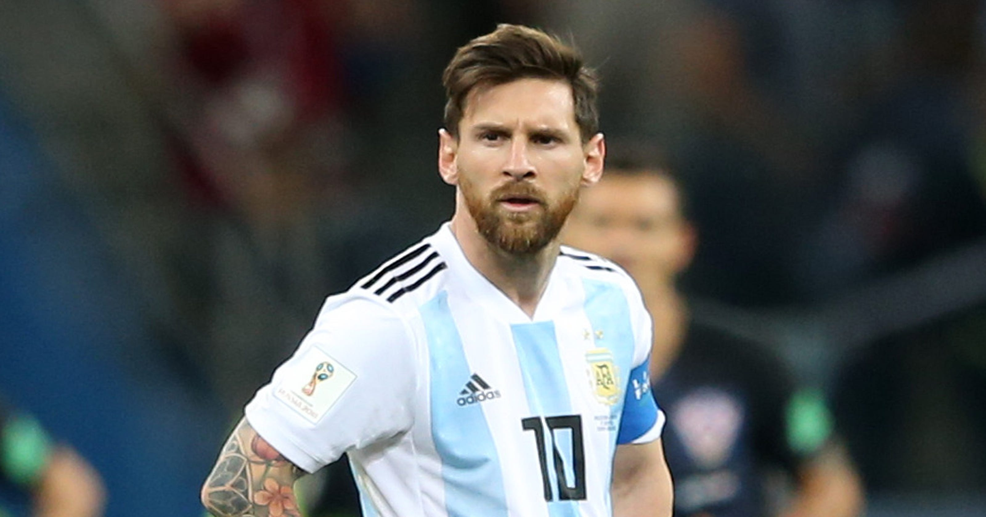 2d4898f0af0 World Cup: Lionel Messi feels burden, pain of playing for Argentina