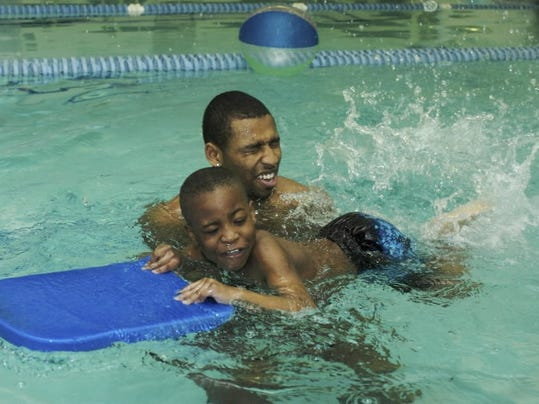 In Pools Young Blacks Drown At Far Higher Rates