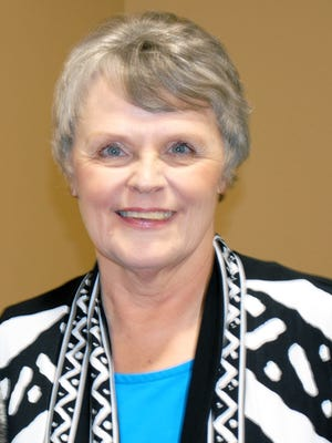 Sheila Rice pictured in this 2015 photo. Sheila was chosen as the recipient for the YWCA Lifetime Achievement Award to be presented at the 26th Annual YWCA Salute to Women Gala.
