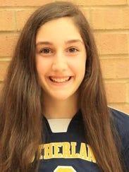 Melissa Nixon, 16, a Pittsford Sutherland sophomore,