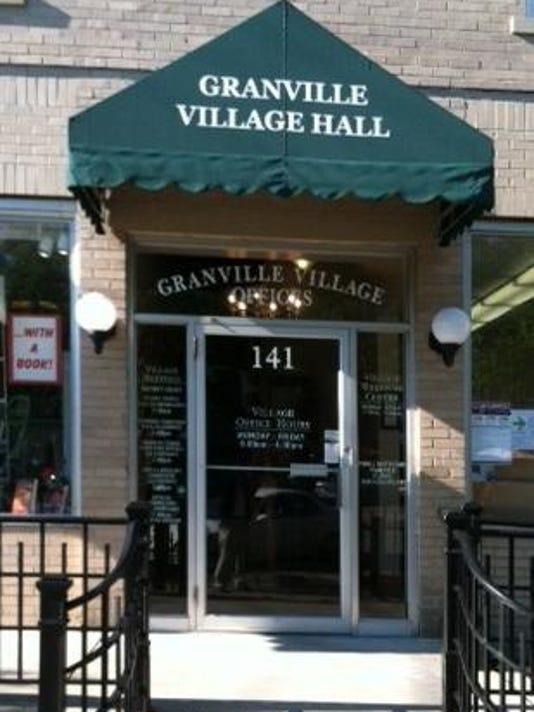GRA Granville Village Hall stock