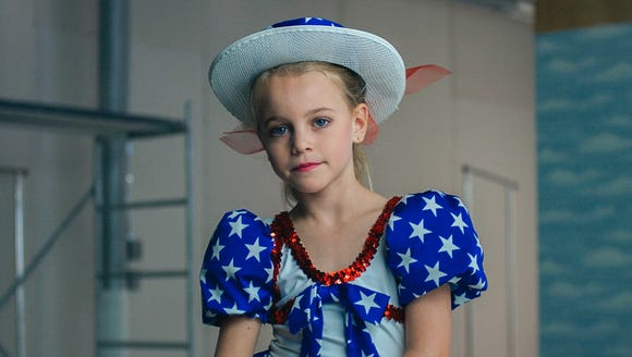 A still from the documentary 'Casting JonBenét.'