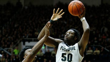 Purdue's Caleb Swanigan again invited to combine