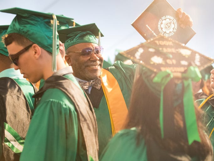Delaware Technical Community College 49th commencement
