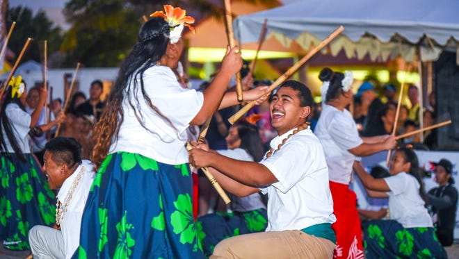 A celebration was held to officially open the 30th annual Guam Micronesia Island Fair at the Paseo in Hagåtña on Wednesday, May 2, 2018. The fair will feature the unification of Guam and the neighboring islands of the Commonwealth of the Northern mariana Islands, Chuuk, Kosrae, Pohnpei, Yap, Palau and the Marshall Islands, as well as the sharing of their culture, practices and dance.