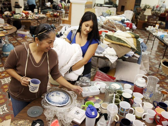 The Corpus Christi Cathedral, 505 N. Upper Broadway, will host its annual rummage sale from 8 a.m. to 2 p.m. Sunday, Sept. 10. Items include quality furniture, housewares, appliances, toys, sporting goods, hardware and more. Proceeds benefit the cathedral building fund. Cost: Free to attend. Information: 361-883-4213 ext. 27 or cccathedral.com.