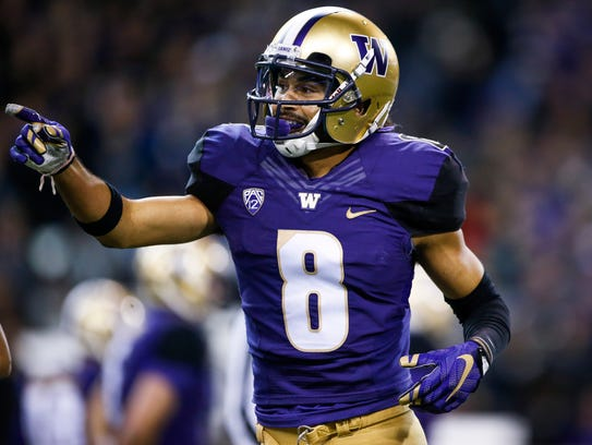 Even a sub-par senior year would leave Dante Pettis