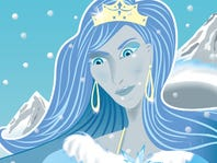 Can You Find The Snow Queens 10 Hidden Crowns?