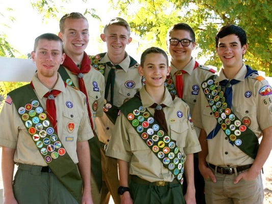 Eagle Scouts nby