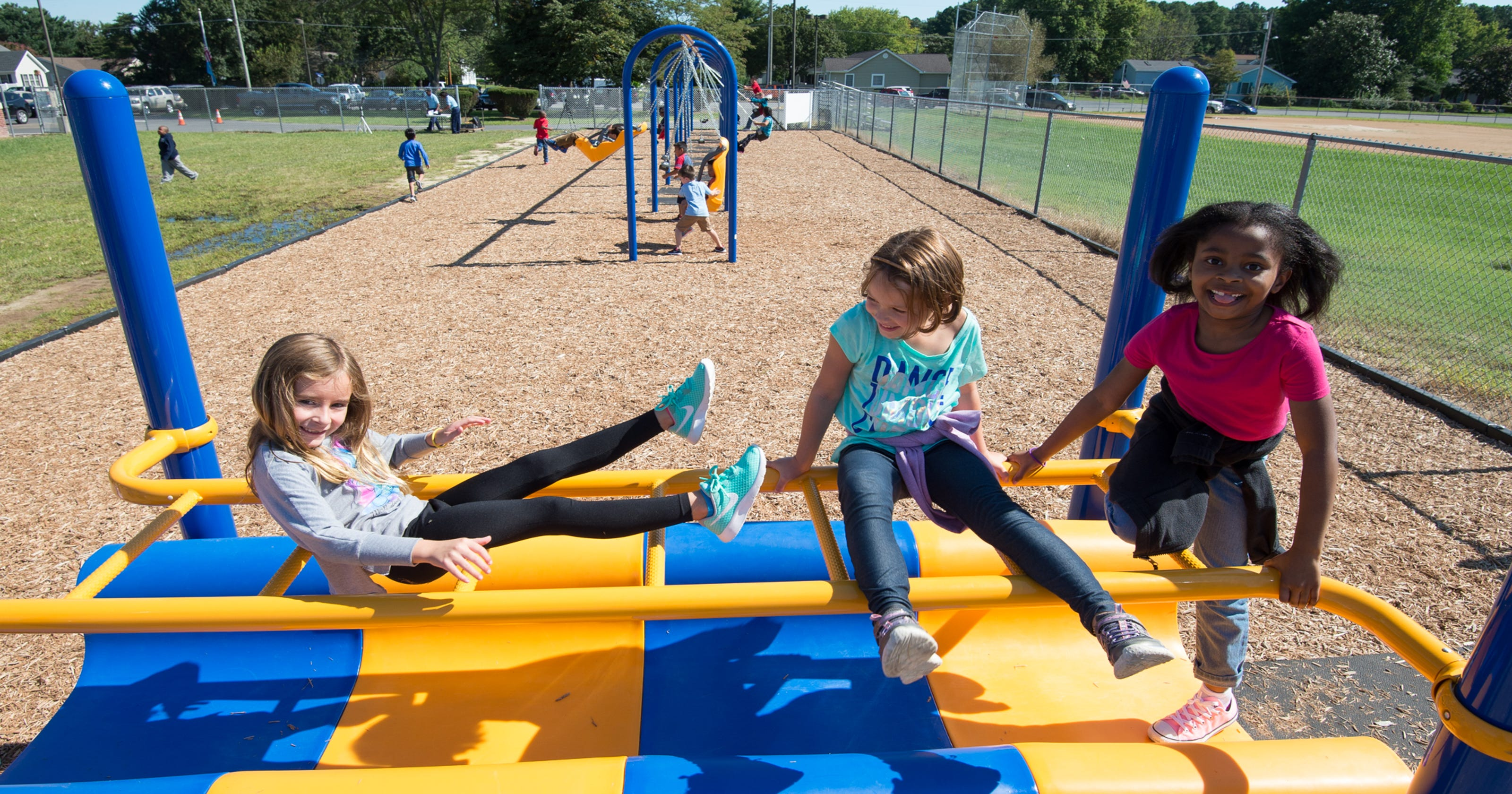 The Adaptive Mind Children Raised In >> New Clarksville Adaptive Playground Imagination Library Need Help