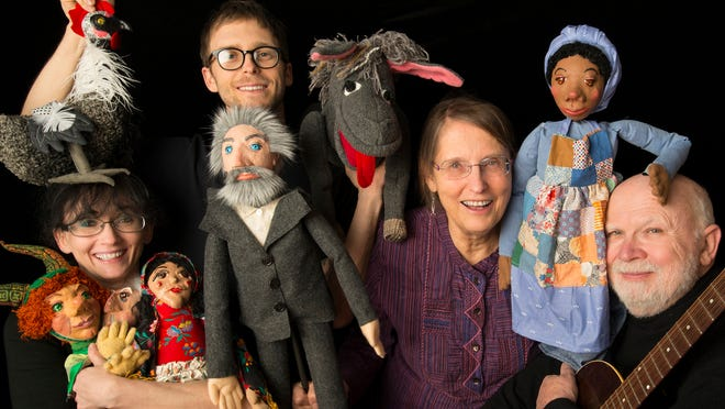 Eulenspiegel Puppet Theatre marks 40 years at a celebration Saturday.