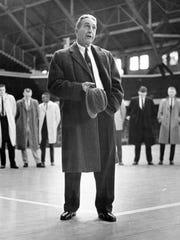 Tony Hinkle in 1962.