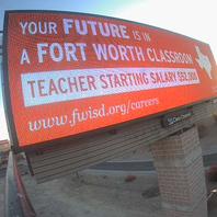 Billboards try to lure Arizona teachers to Texas: 'Starting salary at $52,000'