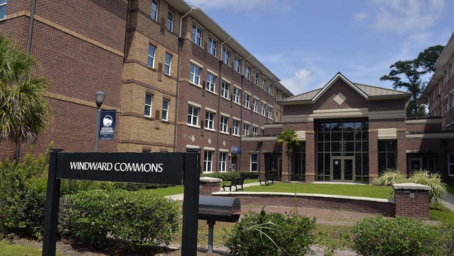Windward Commons at the Armstrong campus of Georgia Southern University.