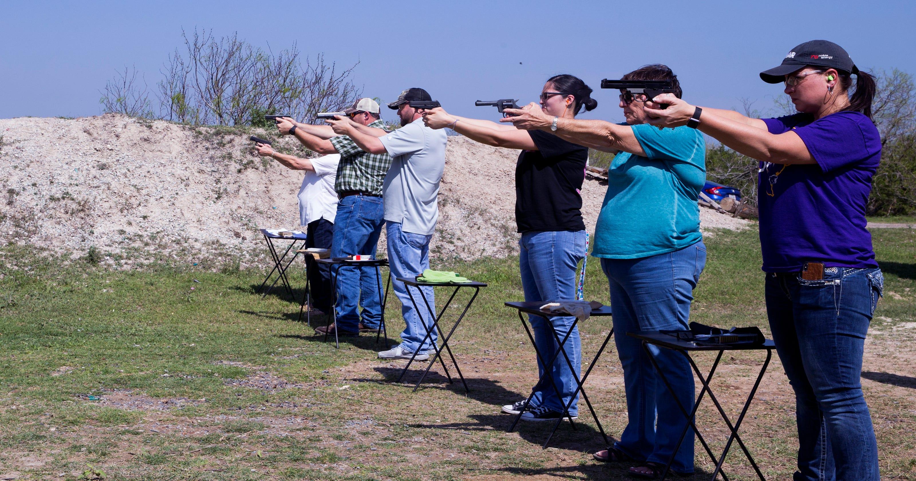 LTC / CHL Class Curriculum | Central Texas Gun Works
