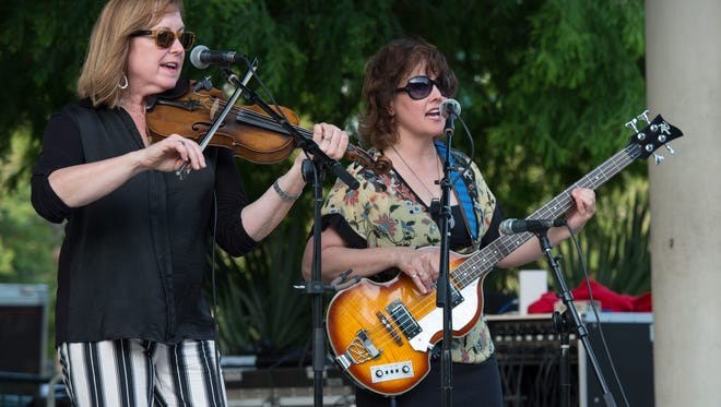 The Magnolia Sisters will play brunch at the Saint Street Inn Sunday.