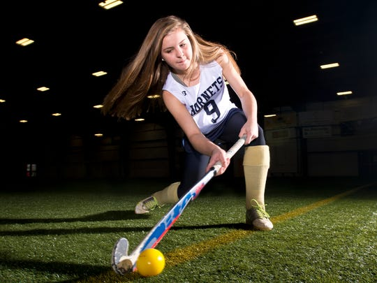 Field Hockey Player of the Year Kathleen Young of Essex