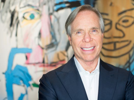 Designer Tommy Hilfiger shares views of his plush New York home at the Plaza Hotel Residences with USA TODAY reporter Donna Freydkin and USA TODAY photographer Todd Plitt.