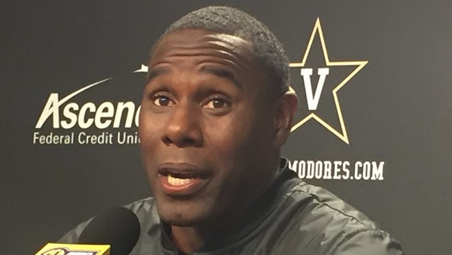 Vanderbilt coach Derek Mason said every position on the starting lineup is still up for grabs as the Commodores prepare to play at South Carolina on Saturday.