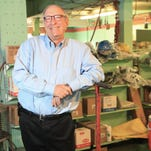 In this file photo, Jay Marx stands in his hardware store that closed in 2013.