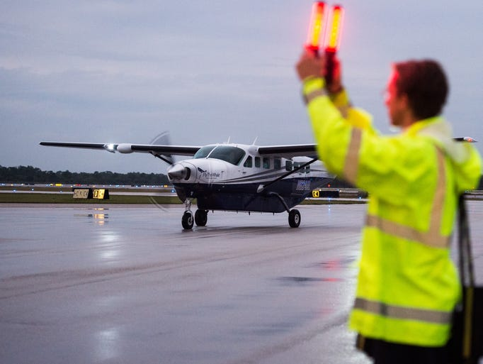 Fly the Whale, a New York-based commuter airline, makes