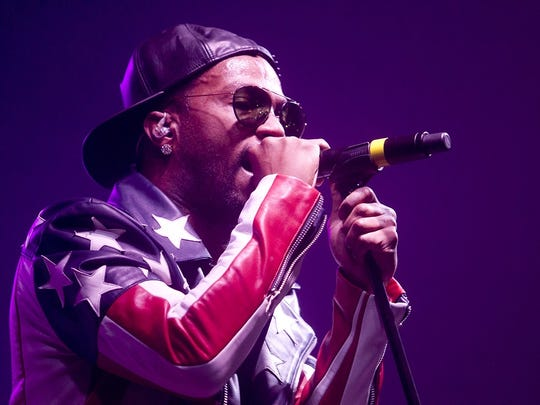 Juicy J will perform March 12 at Old National Centre.