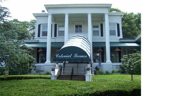Colonial Terrace, a popular catering hall in Cortlandt is selling the property and business.