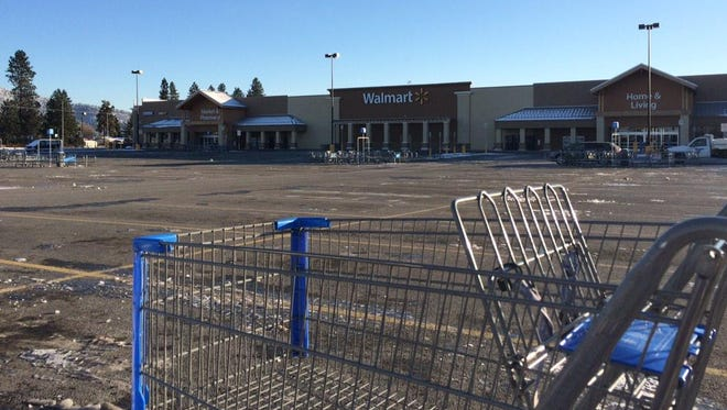 The Walmart in Hayden, Idaho, shut after an accidental shooting in which a woman was killed with her own gun.
