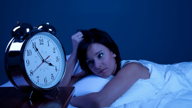 Consistent sleep problems may indicate underlying physical reasons.