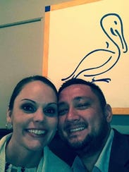 Catherine and Andy Yarbrough