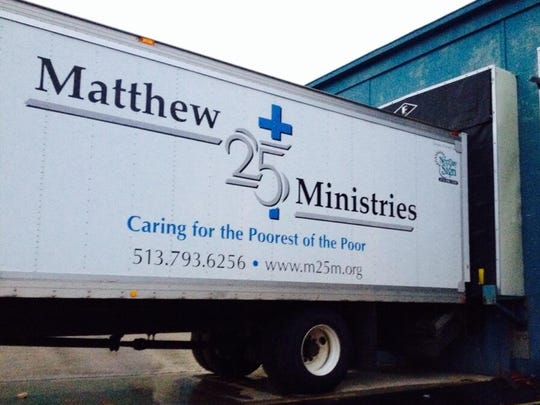Matthew 25: Ministries is an international humanitarian aid and disaster relief organization based in Blue Ash.