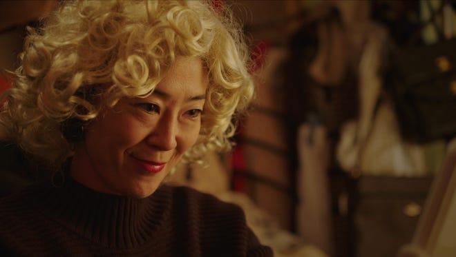 "Shinobu Terajima stas in ""Oh Lucy!"""