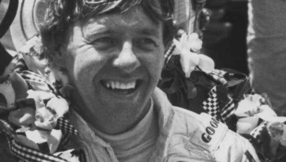 Tom Sneva - 1983 Indianapolis 500 winner